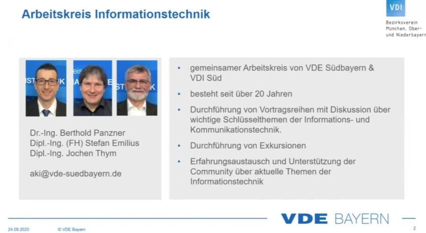 Arbeitskreis Informationstechnik